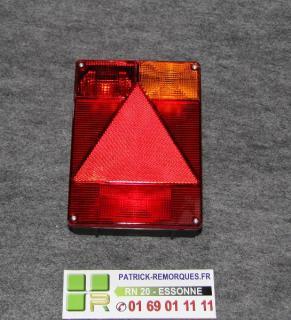 FEU DE REMORQUE DROIT RADEX 6800/3