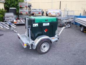 Remorque distribution gasoil ECIM DG ADR 750SF