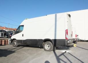 ATTELAGE IVECO DAILY FOURGON ET CHASSIS CABINE 2015