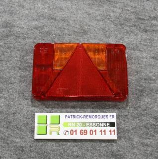 CABOCHON DE FEU TRAX T800521