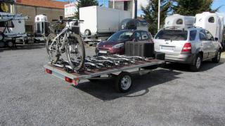 Remorque porte vélos MECANOREM CRD 701