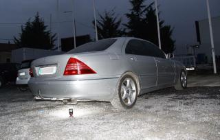 Mercedes Classe G Poids Tractable