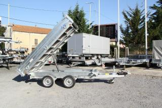 Remorque Benne Hydraulique LIDER 33612 PE