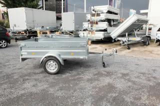 Remorque Utilitaire ERDE EXPERT LC 200 Galva