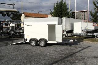 Remorque Fermée DEBON CARGO C500