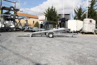 Remorque Porte Voiture HUMBAUR 4101 FTK 153520