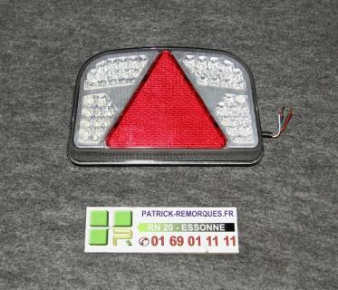 FEU DE REMORQUE DROIT A LED 5485