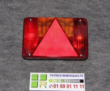 FEU DE REMORQUE DROIT RADEX 5800