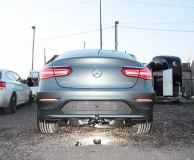 ATTELAGE MERCEDES GLC COUPE C 253