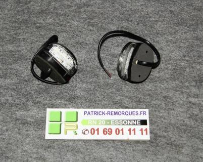 FEU DE PLAQUE A LED 5491