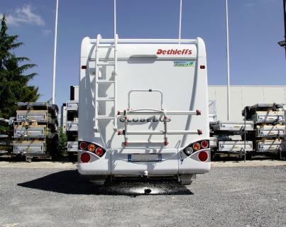 Attelage Camping Car DETHLEF GLOBEBUS T2