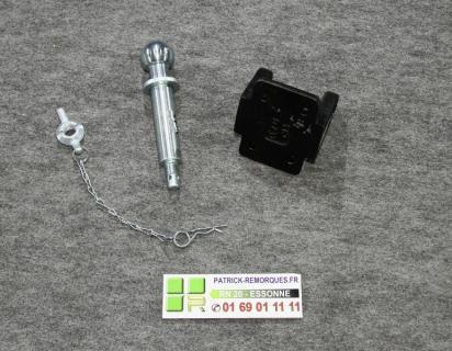 CHAPE ROTULE 4 TROUS TYPE CHP35-D