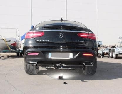 ATTELAGE MERCEDES GLE COUPE W292