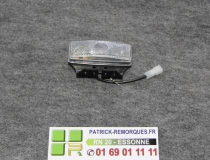 FEU DE REMORQUE ERDE 09191130