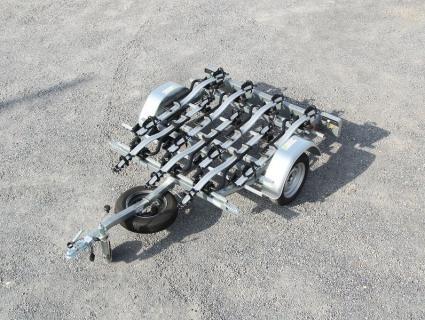 Remorque 7 vélos TRIGANO TPMS7V