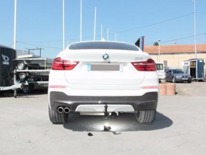 ATTELAGE BMW X4 F26 PACK M