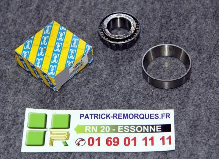 ROULEMENT CONIQUE SNR 32206