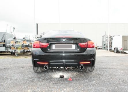 ATTELAGE BMW SERIE 4 COUPE CABRIOLET F33 335I M
