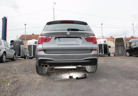 ATTELAGE BMW X3 PACK M F25