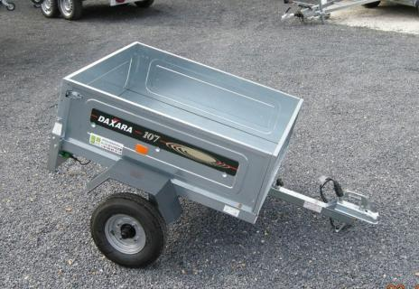 Remorque Bagages DAXARA 107