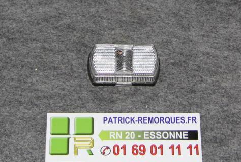 FEU DE POSITION DE REMORQUE 68015