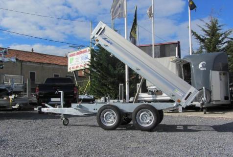 Remorque Benne Hydraulique LIDER 39600 PE