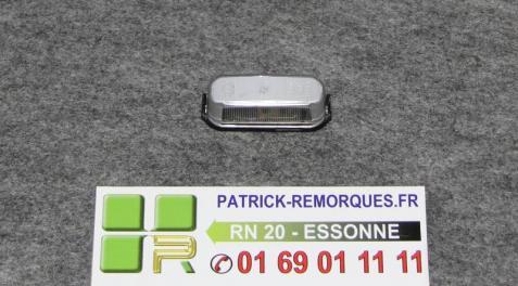 FEU DE PLAQUE DE REMORQUE JOKON 12998