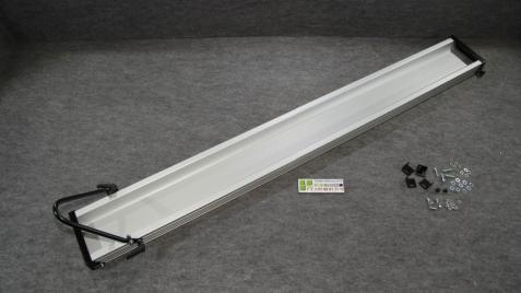 Rail Moto Aluminium avec Rampe intégrée