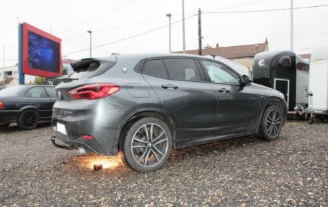 ATTELAGE BMW X2 F39