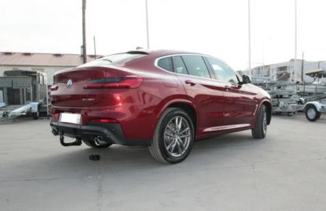 ATTELAGE BMW X4 G02