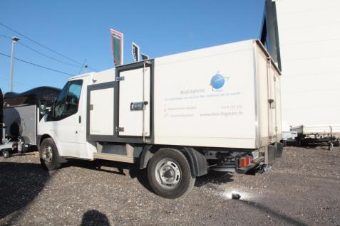 ATTELAGE FORD TRANSIT CHASSIS CABINE