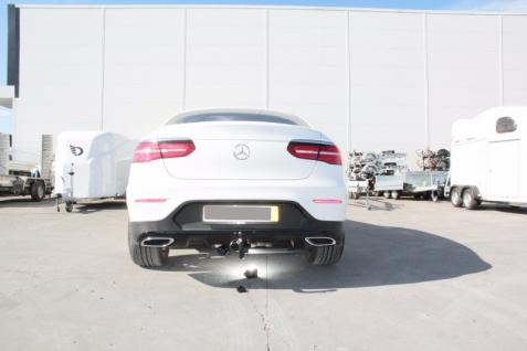 ATTELAGE MERCEDES GLC COUPE PACK AMG C253