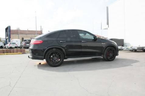 ATTELAGE MERCEDES GLE COUPE C292 PACK AMG