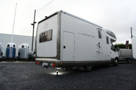 Attelage Camping Car Giottiline Genetics X701