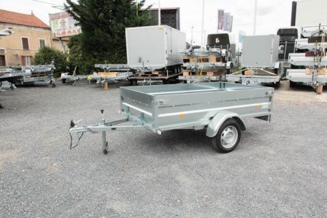 Remorque Utilitaire ERDE EXPERT LC 240 Galva