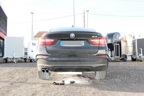 ATTELAGE BMW X4 F26