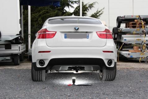 ATTELAGE BMW X6 E71