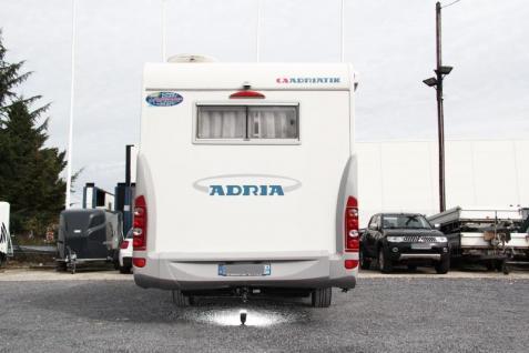 Attelage Camping Car VISION ADRIA I707 SG