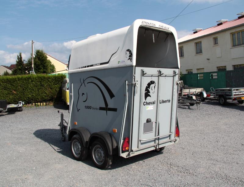 vans occasion chevaux