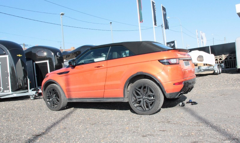 attelage range rover evoque cabriolet range rover evoque cabriolet gdw patrick remorques. Black Bedroom Furniture Sets. Home Design Ideas