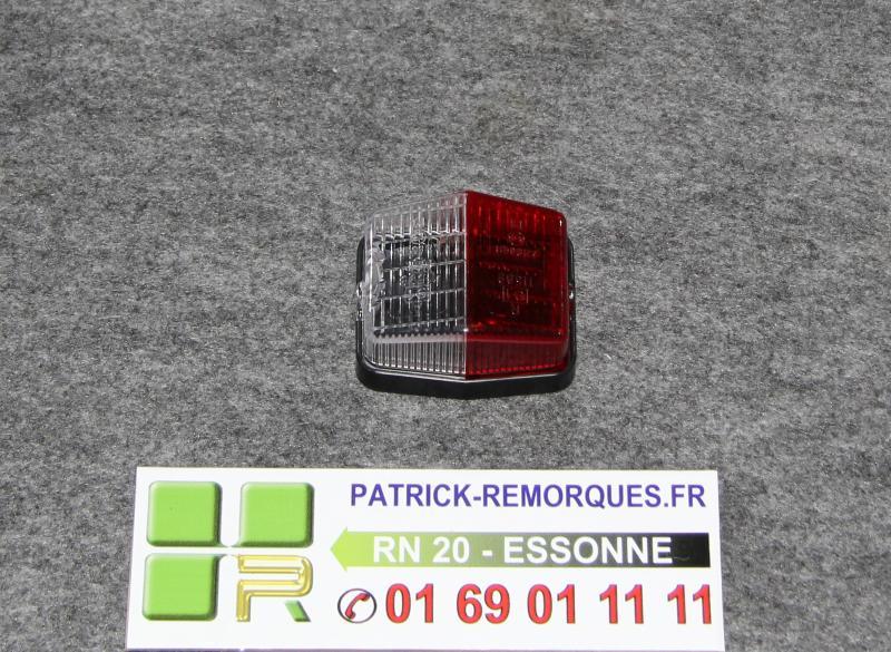 produits feu de gabarit bicolore pour remorque patrick. Black Bedroom Furniture Sets. Home Design Ideas