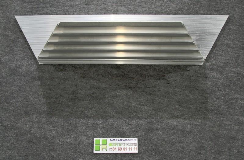 plancher remorque aluminium