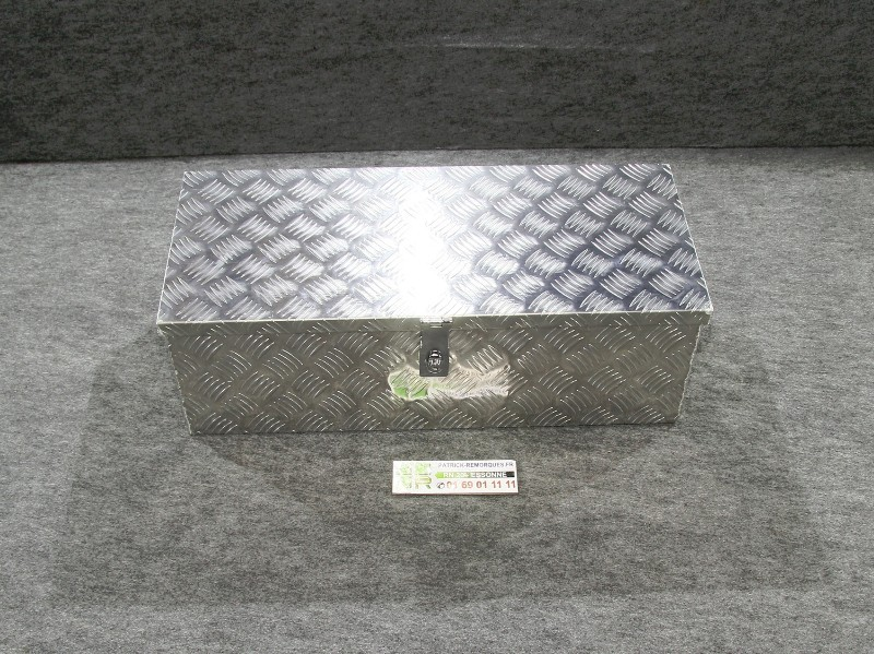 produits coffre alu erde cof02 patrick remorques. Black Bedroom Furniture Sets. Home Design Ideas