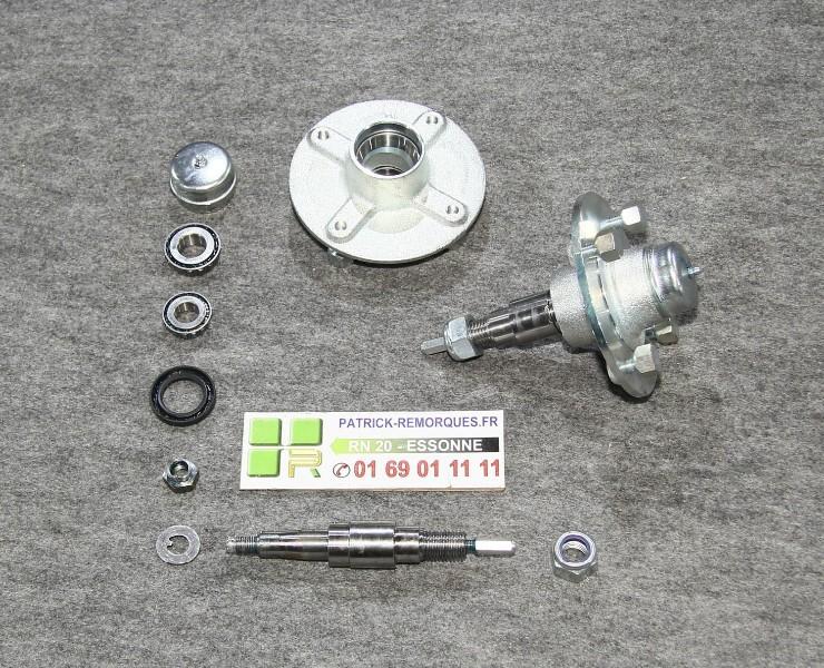 Roulement de roue remorque satellite