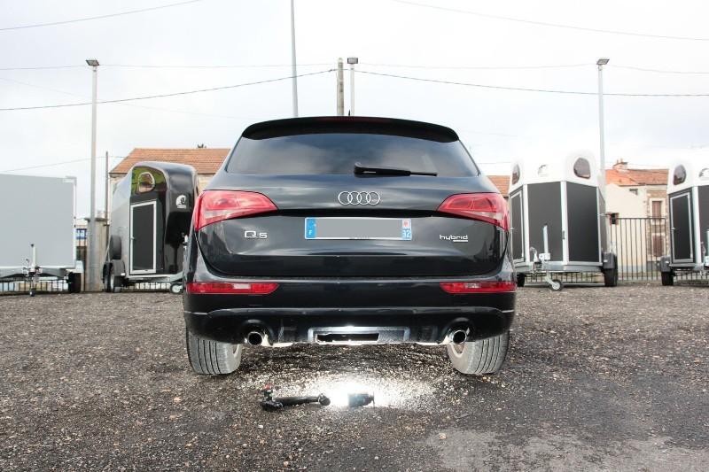 peut on mettre un attelage sur une voiture hybride