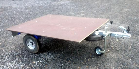 produits trigano p7vtt karting patrick remorques. Black Bedroom Furniture Sets. Home Design Ideas