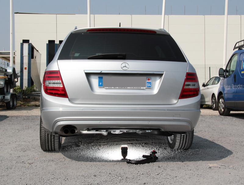 Attache Remorque Mercedes Cls Shooting