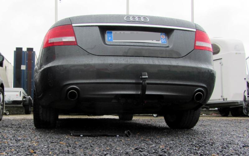 Attelage Audi A6 Berline 4f Audi A6 Berline 4f Westfalia