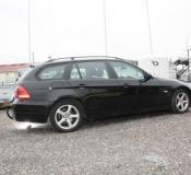 ATTELAGE BMW SERIE 3 BREAK E91