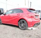 ATTELAGE MERCEDES CLASSE A W 176 PACK AMG
